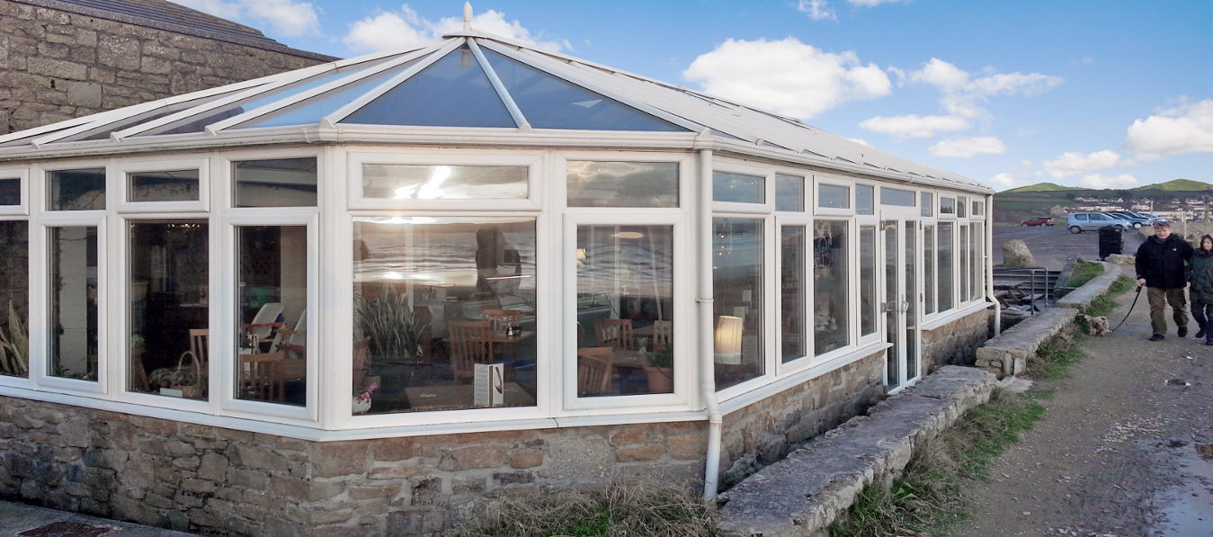 Double glazing prices st austell upvc windows for Upvc french doors near me