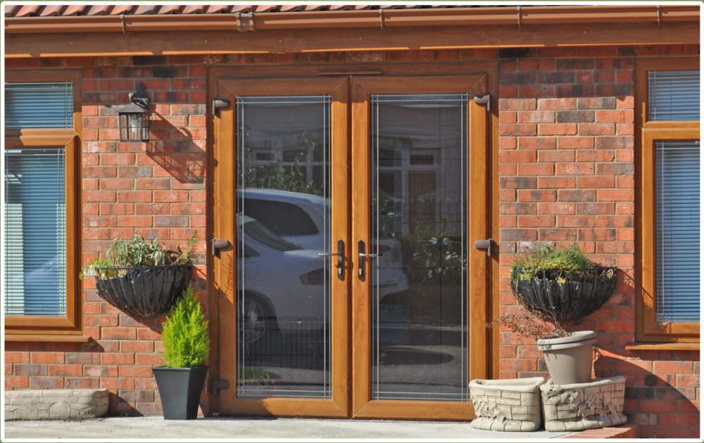 Upvc french doors camborne cornwall instant online door for Windows and doors prices